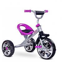Трехколесный велосипед Caretero York Purple