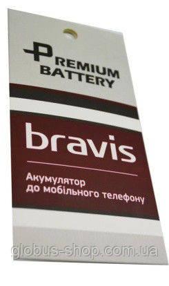 Аккумуляторная батарея Bravis Omega, оригинал