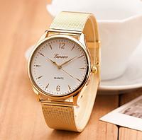Часы женские наручные золотые арт. 098-2