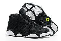 Баскетбольные кроссовки Nike Air Jordan XIII 13 Future Black White, фото 1