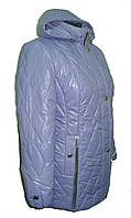 Куртка стильная размер 58, код 3675