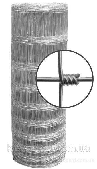 Сетка шарнирная мелкая 2,0м х 50м - фото 4