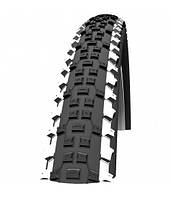 Велопокрышка Schwalbe Rapid Rob Active SBC K-Guard 26x2,25 с белой полосой
