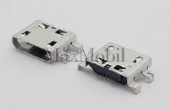 Micro USB разъем mi012