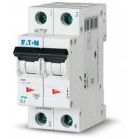 Автоматический выключатель EATON PL4 C20 2p