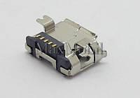Разъем зарядки планшета, телефона micro USB 018