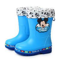 Резиновые сапоги Disney Mickey Mouse Lt. Blue