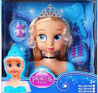 Голова для причесок Принцесса L2015-60, фото 1