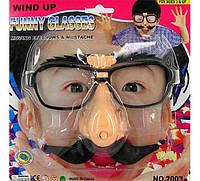 Очки прикол для вечеринок Старый дядя,смешные очки