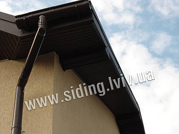 софіт підшивка даху 1