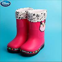 Резиновые сапоги Disney Minnie Mouse Red
