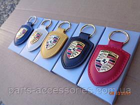 Брелок на ключи Porsche Carrera Panamera Cayenne Cayman Boxter Macan новые оригинал!
