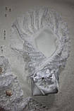 """Конверт для новорожденного""""Хрусталь"""", фото 2"""