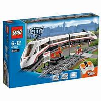 LEGO City Скоростной пассажирский поезд / Lego High Speed Passenger Train