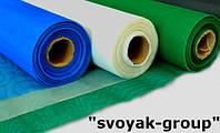 Москитная сетка ( Китай ) 1,50см.х50м. ( зеленая, синяя, белая )