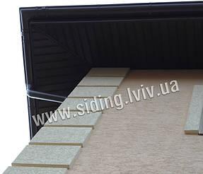 Софіт для підшивки даху