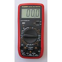 Цифровой мультиметр 9205 N VC, тестер электронный, мультитестер, измерение электрических параметров