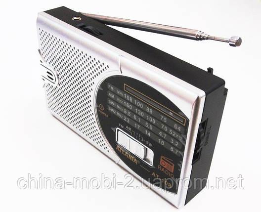 Радіоприймач Atlanfa AT-108 new, фото 2