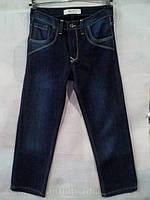 Теплые джинсы для мальчиков
