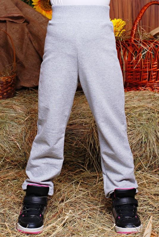 """Штаны спортивные детские """"Kids"""" (светло-серый) - FaShop  Женская одежда от производителя в Харькове"""