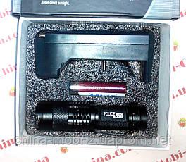 LED-фонарик Police BL-8468 99000W, фото 2