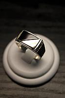 Серебряное мужское кольцо арт. 82к
