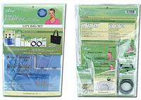 Набор шаблонов для изготовления сумки City Bag,Clover