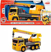 Автомобиль Грузовой с воздушной помпой Dickie Toys 3806003