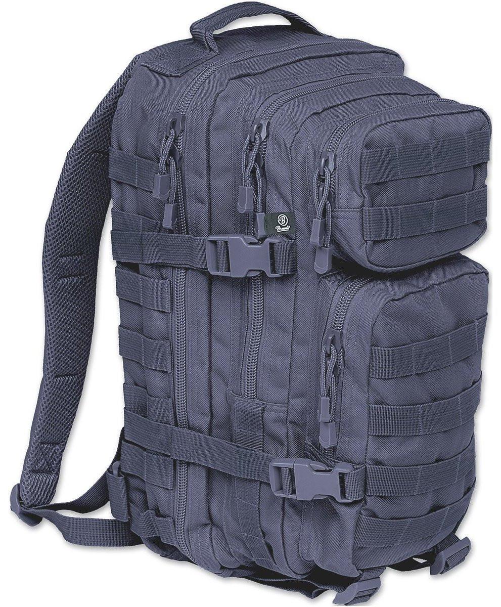 Рюкзак Brandit US Cooper Rucksack medium NAVY, 8007NV Синий 25 л