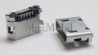 Разъем зарядки планшета, телефона micro USB 022