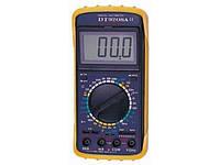 Мультиметр цифровой DT9208A, тестеры, мультитестеры, амперметры, вольтметры, прозвонка