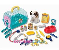 Набор доктора-ветнабор Игровой набор для собачки KEENWAY 21021