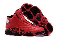 Баскетбольные кроссовки Nike Air Jordan XIII 13 Retro Ray Allen Miami Heat Red, фото 1