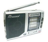 Радиоприемник Mason RM9803 c MP3/SD/USB/FM, фото 1