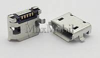 Разъем зарядки планшета, телефона micro USB 027