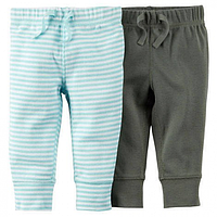 Комплект из двух штанишек Carters , Размер 18м, Размер 18м