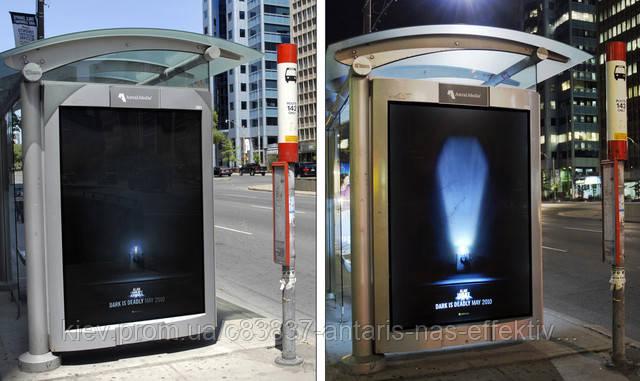 """""""Выход в свет"""" с помощью наружной рекламы"""