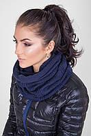 Женский шарф-капор