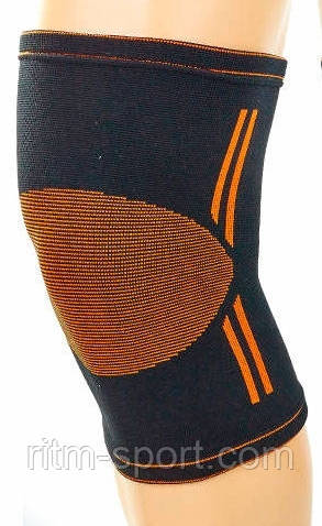 Эластичный наколенник для защиты сустава во время интенсивных тренировок, для восстановления после травмы.