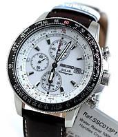 Часы Seiko SSC013P1 хронограф SOLAR