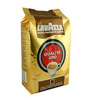 Кофе в зернах Lavazza Qualita Oro, 1кг из Италии