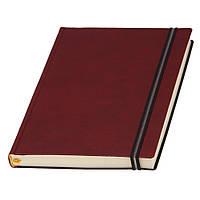 Ежедневник Дакар Премиум Эластик (7 цветов) дат. крем блок