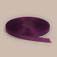 Лента репсовая 0.9 см Винная 23 метра