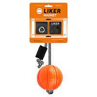 Мячик для собак Collar Liker, Магнит с комплектом магнитов, 7см