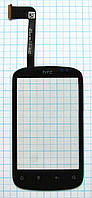 Тачскрин сенсорное стекло для HTC Explorer A310e black