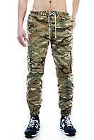 Теплый мужские штаны Ястребь, мультикам