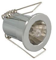 Светильник точечный Lemanso DL4140 звёздное небо (колокол) глубокое титан