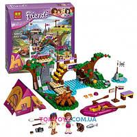 Конструктор Bela Friends аналог LEGO Friends 41121 Спортивный лагерь сплав по реке 10493