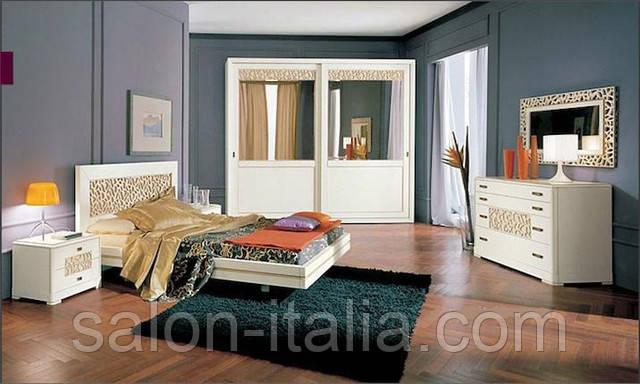 Спальня Lago di Garda patinato, виробник Serenissima (Італія)