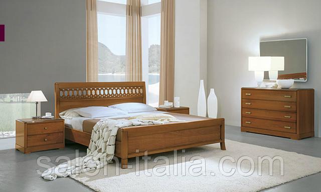 Спальня Murano noce, виробник Serenissima (Італія)